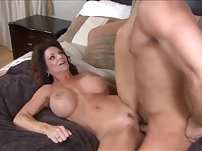 MILF Deauxma plus Young Stud 1