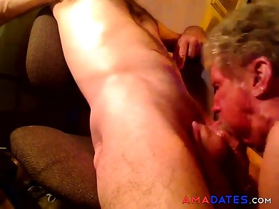 Granny Shirley Gives BJ connected with Young Bushwa