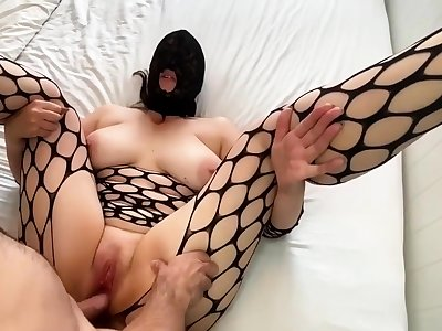 Fat mature wife pussy fucked by hubby