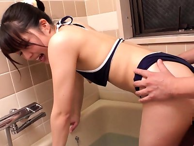 Amateur blondes pov blowjob coupled with hardcore fun with unintentional dude
