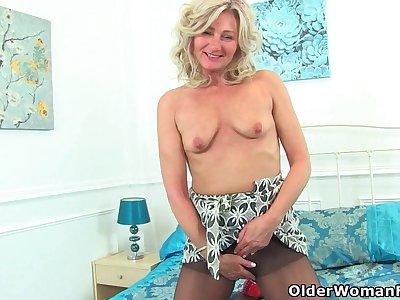 An older woman means fun part 100