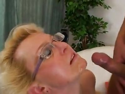 Hot MILFs unleash lust with young guys. Over 40 but still fuckable.