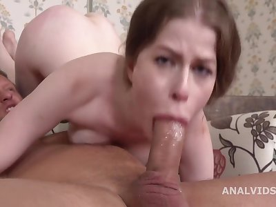 [LegalPorno] Mr. Anderson's Anal Casting, Sofy Lucky We